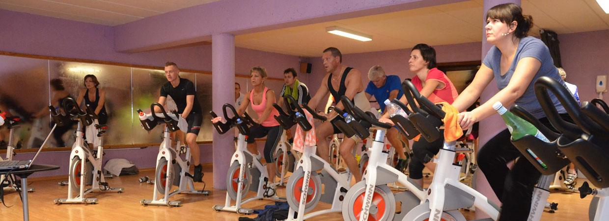 Cours collectif - Indoor cycling